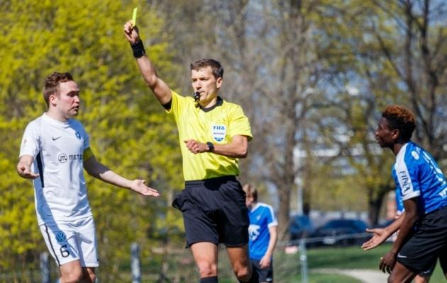 6040db9a85e Eesti kohtunikule usaldati U19 EM-finaalturniir - Soccernet.ee ...