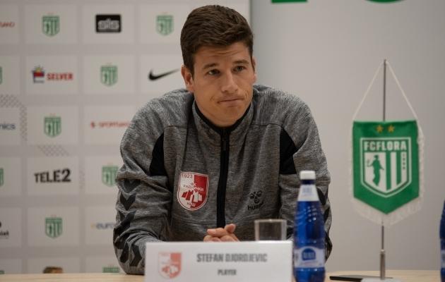 Stefan Djordjevic. Foto: Liisi Troska