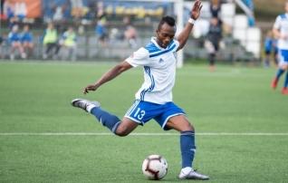 Uwaegbulam tagus karikamängus viis väravat, Pärnu jäi alla II liiga klubile