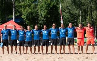 Eesti rannakoondis jäi MM-valikgrupis punktita
