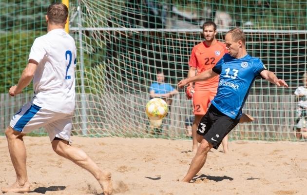Eesti koondis alistas laupäeval 5:1 Soome ja pühapäeval 3:2 Läti. Foto: Liisi Troska