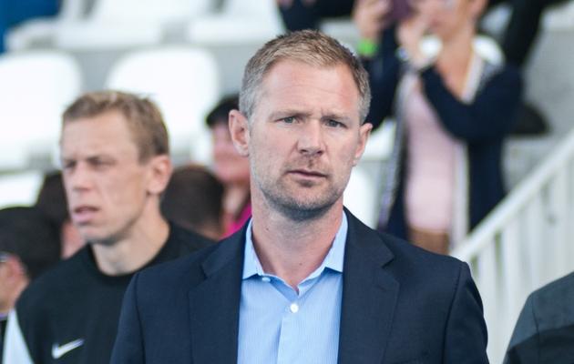 Eesti jalgpallikoondise endine peatreener Magnus Pehrsson. Foto: Jana Pipar / jalgpall.ee