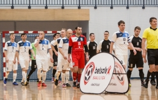 Kaks Eesti klubi osalevad uues saalijalgpalli Balti liigas