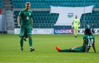 Jürgenson: väljalangemist ei paistnud kuskilt, aga üks nurgalöök sai saatuslikuks