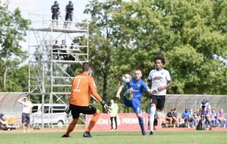 Kalev mängis Koskori naasmismängus Tammeka vastu 2:0 eduseisu maha