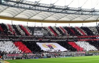 Flora – Eintracht kohtumise turvalisus on UEFA teravdatud tähelepanu all
