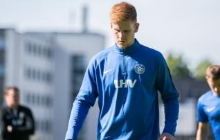 Šotimaa meedia: Vihmann liitub St Johnstone'iga