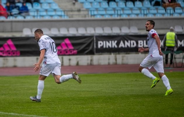 Škendija on kolmes järjestikuses euromängus realiseerinud penalti. Foto: Gertrud Alatare