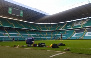 Celticu fännid: Eesti klubi nägemise eest 23 naela? Naljanumber!
