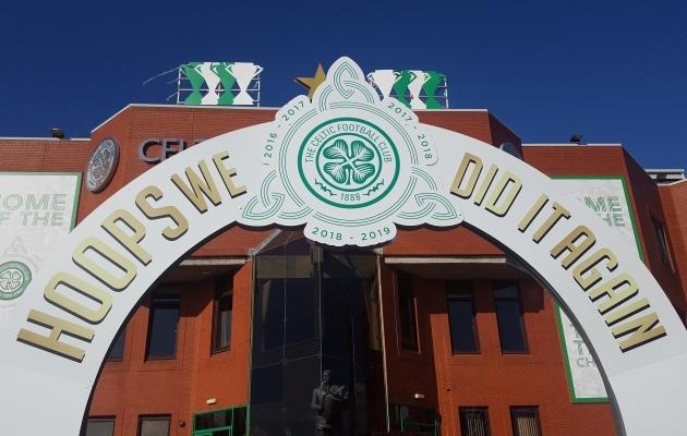 Celtic Park. Foto: Kristjan Jaak Kangur