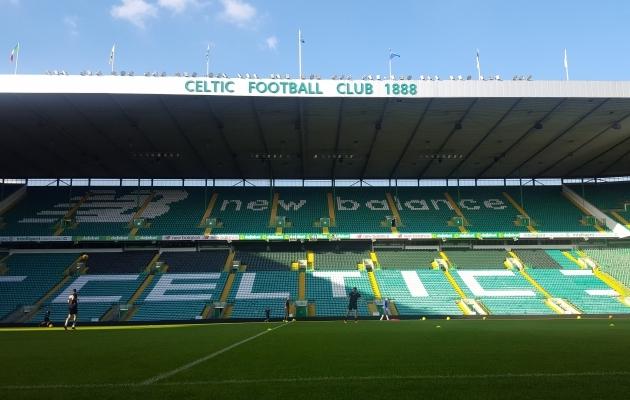 Celtic Parkil võib sündida üks uus publikurekord. Foto: Kristjan Jaak Kangur