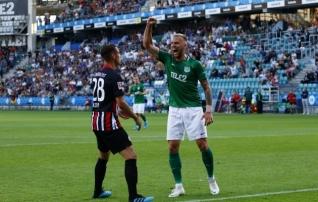 Video: Euroopa liigas jala valgeks saanud Ainsalu tipphetked Frankfurdi Eintrachti vastu