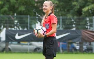 Karolin Kaivoja määrati U19 EM-i finaalmängu teenindama