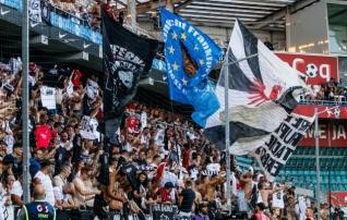 Pilk kaadri taha: Eintracht ja Celtic tõid Tallinnasse killukese vinget vutikultuuri