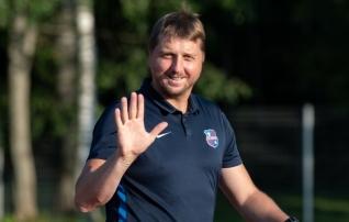 Kindel! Zahovaiko jätkab Paide Linnameeskonna peatreenerina