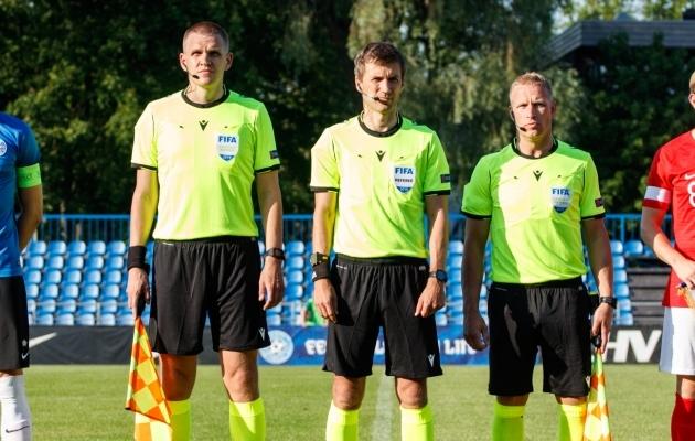 Aron Härsing, Kristo Tohver ja Silver Kõiv. Foto: Oliver Tsupsman