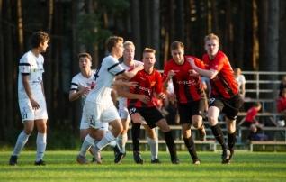 VAATA JÄRELE: Nõmme United andis Tammekale korraliku vastupanu, kuid tartlased võtsid jõuga oma