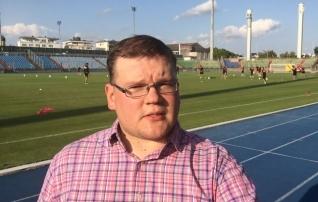 Soccernet.ee video Luksemburgist: Kalju võib teha midagi, mida Eestis pole varem tehtud. Jälle