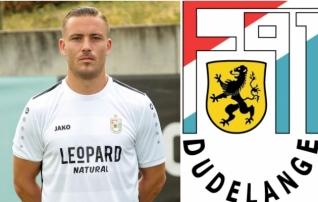 Dudelange'i kapten Schnell: edu võti oli palli kiire liigutamine mööda maad
