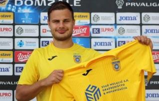 Sappinen sai Sloveenias kirja esimesed minutid