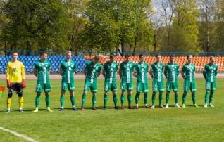 Levadia U21 pikendas Järve musta seeriat