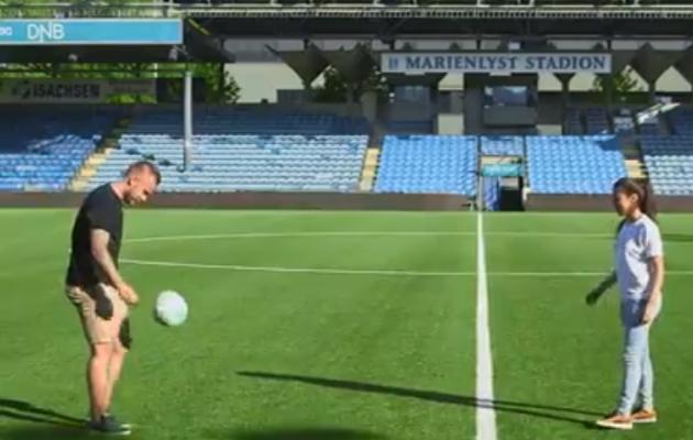 Jalkamehed Norras arvasid, et teavad, kuidas palli mängida, aga...