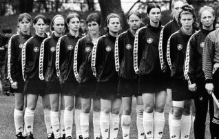 Naiste koondise esimesest ametlikust mängust möödus 25 aastat