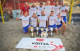 Rannajalgpalli esiliiga võitis Chromtex