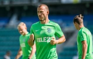 Flora läks Rahvaliiga klubi vastu põhimeestega ja lõi 12 väravat  (Jääger on tagasi!)