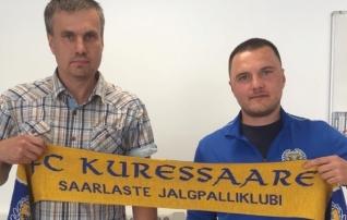 Kuressaare uueks peatreeneriks nimetati Kalašnikovs, kes saab kiirelt kaks korda Transile vastu minna