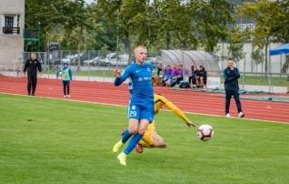 Video: Veelma pomm tõi Tammekale Eestimaa Stoke'ist magusa võidu