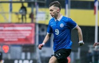 Šapovalov sai noorte Bundesliga debüütmängus kaotuse