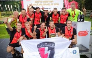 Rannajalgpalli meistriliiga toimub sel aastal koos lätlastega