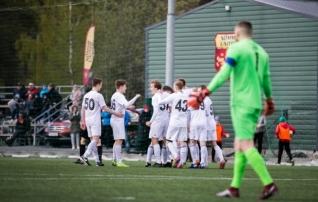 Kalju noored pikendasid võiduseeriat ka Nõmme Unitedi vastu