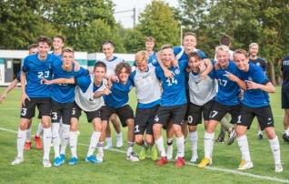 Tipphetked: Eesti U17 koondis tuli kaotusseisust välja ning jättis rootslased pika ninaga