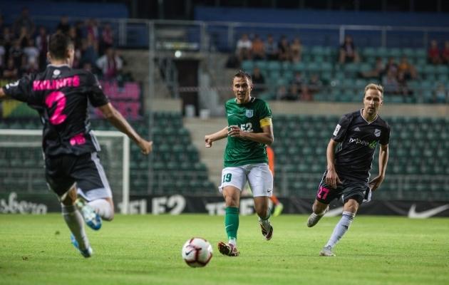 FC Flora kapten Gert Kams. Foto: Jana Pipar / jalgpall.ee