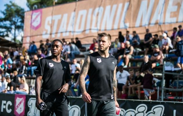Kas Reginaldi ja/või Maximiliano Ugge mängud Eestis on mängitud? Foto: Brit Maria Tael