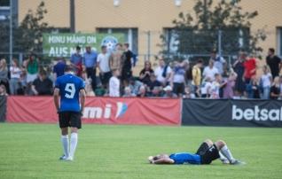 VAATA JÄRELE: Eesti U17 kaotas Rootsile hilisest ja õnnetust väravast  (galerii!)