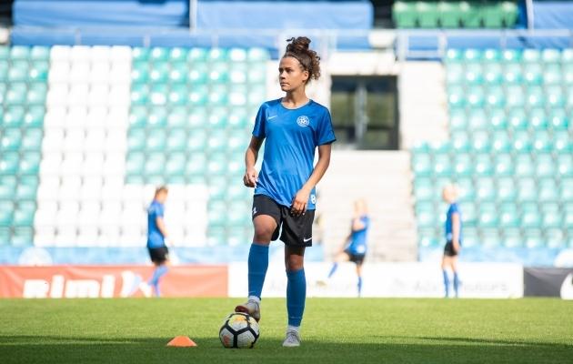 Mari-Liis Lillemäe. Foto: Liisi Troska