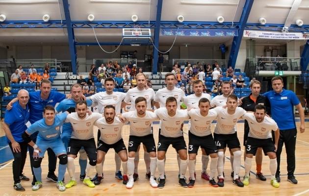 Foto: Eesti saalijalgpalli Facebook