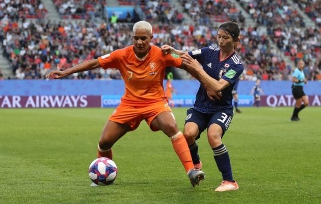 Shanice van de Sanden. Foto: fifa.com