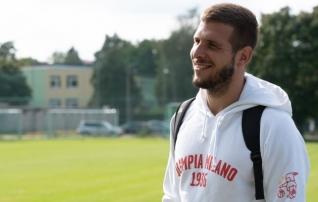 Lahkumisintervjuu | Ugge eesmärkidest Serie C-s, Frantsevi lahkumisest, kohtunikest, Kalju tiitlivõidu valemist ja ... isaks saamisest!