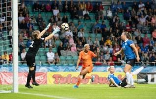 MM-i finaalist A. Le Coq Arenale tulnud Hollandi supertäht: kontrast oli suur, aga mäng on ju samasugune