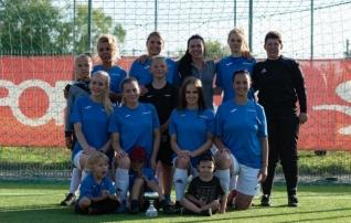 Eesti parimad jalgpalliemad on Infonetis