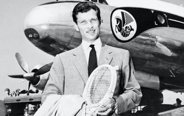 Budge Patty ajal olid tennisistid enamat kui sportlased. Foto: rolandgarros.com