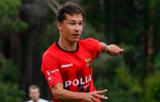Jürgens tegi Roma noorte eest liigadebüüdi