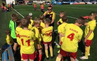 Tartu Heliose sõnum lastevanematele: laskem treeneril oma tööd ning lastel palliväljakul ise otsuseid teha