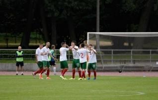 VAATA JÄRELE: Eesti U21 sai uue valiksarja alguseks suure kaotuse  (galerii!)