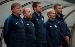 Debüütmängu suurelt kaotanud Prins: tere tulemast rahvusvahelisse jalgpalli