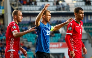Eesti parim meesjalgpallur selgub tosina, naismängija seitsme kandidaadi seast